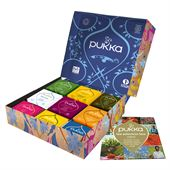 Pukka Tea Selection Box 45 Breve Økologisk te